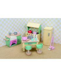 Le Toy Van - Daisylane - Küche - Für Puppenhaus