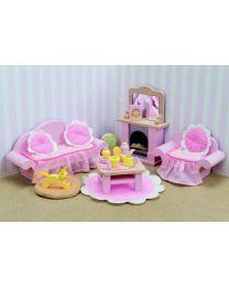 Le Toy Van - Daisylane - Eine Rose Salon - Für Puppenhaus