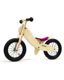 Kokua - LIKEaBIKE - Laufrad Mini - Schwarzen Speichenrädern
