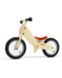 Kokua - LIKEaBIKE - Laufrad Mini - Silbernen Speichenrädern