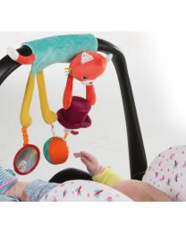 Lilliputiens - Unterwegs mit Colette - Baby Spielzeug für unterwegs