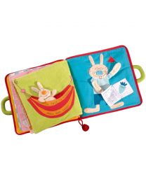 Lilliputiens - Guten Tag Kleiner Hase – Babybuch