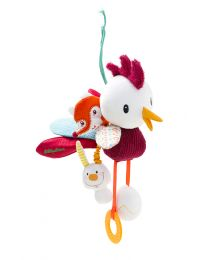 Lilliputiens - John akti-Hahn - Baby Spielzeug