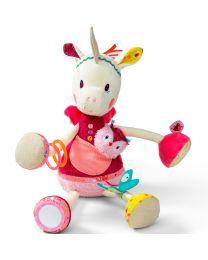 Lilliputiens - Spiel-Einhorn Louise - Baby Spielzeug