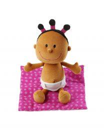 Lilliputiens - Baby Zoé Puppe