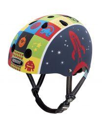 Nutcase - Little Nutty – Space Cadet - Kinderhelm (48-52cm)