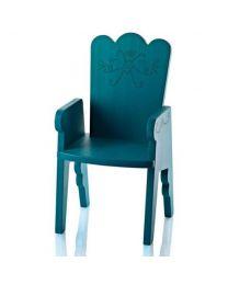 Magis Me Too - Reiet Stuhl - Preußischgrün