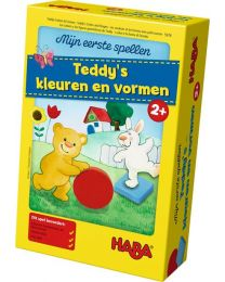 Haba - Kleuren En Vormen - Meine ersten Spiele