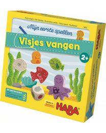 Haba - Mijn Eerste Spellen - Visjes Vangen - Meine ersten Spiele
