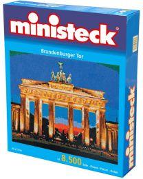 Ministeck - Brandenburger Tor – 8500st - Mosaiksteine