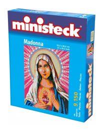 Ministeck - Madonna – 9150st - Mosaiksteine