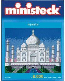 Ministeck - Taj Mahal – 8000st - Mosaiksteine