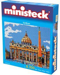Ministeck - Vatikan – 8300st - Mosaiksteine