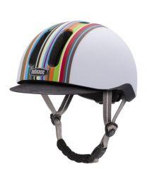 Nutcase - Metroride - Technicolor - Fahrradhelm (59-62cm)