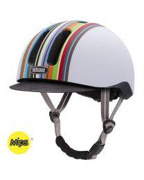 Nutcase - Metroride - Technicolor - MIPS - Fahrradhelm (59-62cm)
