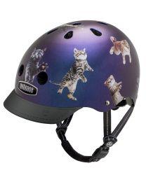 Nutcase - Street Space Cats - M - Fahrradhelm (56-60cm)