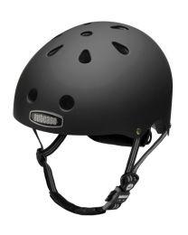 Nutcase - Street Blackish - M - Fahrradhelm (56-60cm)