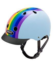 Nutcase - Street Rainbow Sky - L - Fahrradhelm (60-64cm)