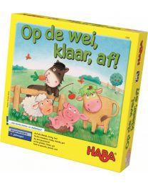 Haba - Op De Wei, Klaar, Af! - Partyspiel