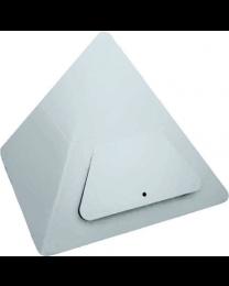 Paperpod - Karton Pyramide Weiß