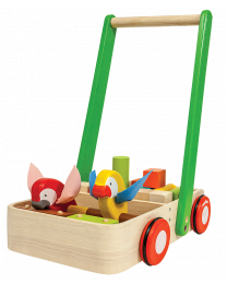 Plan Toys - Bird Walker – Holzlaufrad
