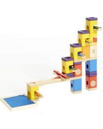 Hape - Quadrilla - Music Motion - Holzkugelbahn