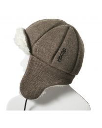 Ribcap - Bieber Braun Midi Kids - 51-52cm