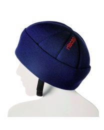 Ribcap - Dylan Marineblau Large - 60-61cm