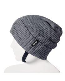 Ribcap - Lenny Grau Medium - 57-58cm