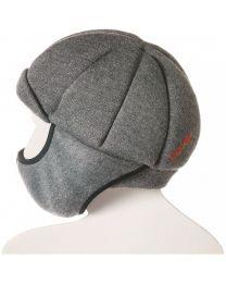 Ribcap - Palmer Grau Medium - 57-58cm