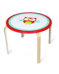 Scratch - Kindertisch Eule Lou