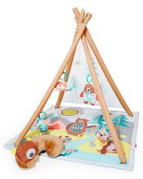 Skip Hop - Aktivitätengym Camping mit Babyteppich