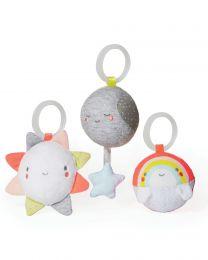 Skip Hop - Silver Lining Mit Plüsch - Baby Spielzeug