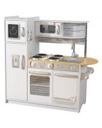 Kidkraft - Kinderküche Uptown Aus Holz - Weiß