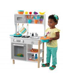 Kidkraft - Kinderküche All Time Mit Zubehör