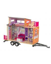 Kidkraft - Teeny House - Puppenhaus