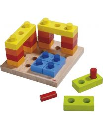 Haba - Steckspiel Farbspaß