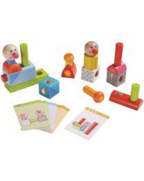 Haba - Steckspiel Schlauberger - Kleinkindspielzeug