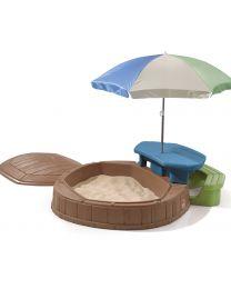Step2 - Zomertijd Play Center Sandbank