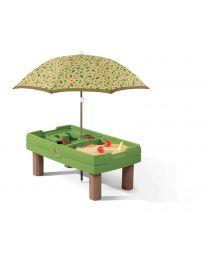 Step2 - Sand und Wasser Tisch