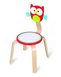 Scratch - Kinderstuhl Eule Lou