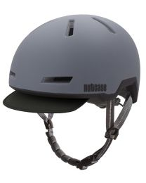 Nutcase - Tracer Schattengrau - M/L - Fahrradhelm (56-60 cm)
