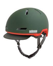 Nutcase - Tracer Kaskadengrün Matt - M/L - Fahrradhelm (56-60 cm)