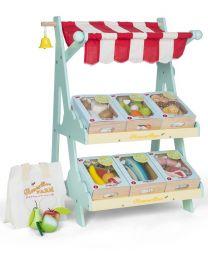 Le Toy Van - Honeybee Marktstand - Kinderküche aus holz