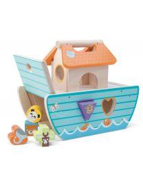 Le Toy Van - Die kleine Arche - Holzspielset