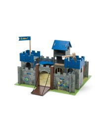 Le Toy Van - Excalibur Burg - Holzspielset