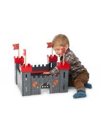 Le Toy Van - Meine erste Burg - Holzspielset