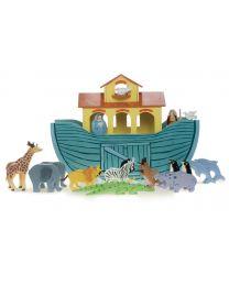 Le Toy Van - Die große Arche - Holzspielset