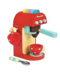 Le Toy Van - Kaffee Maschine - Holz