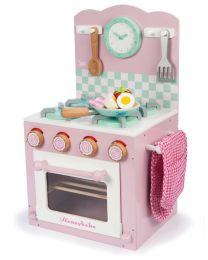 Le Toy Van - Ofen und Hob - Rosa - Kinderküche aus holz
